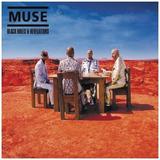 Muse Black Holes And Revelations[cd Original Lacrado Fabrica
